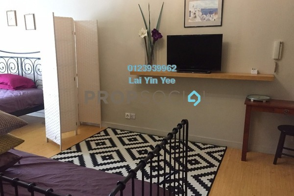 For Rent Serviced Residence at Dorchester, Sri Hartamas Freehold Fully Furnished 0R/1B 1.3k