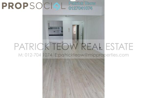 For Rent Condominium at Kiara Park, TTDI Freehold Semi Furnished 3R/2B 3k