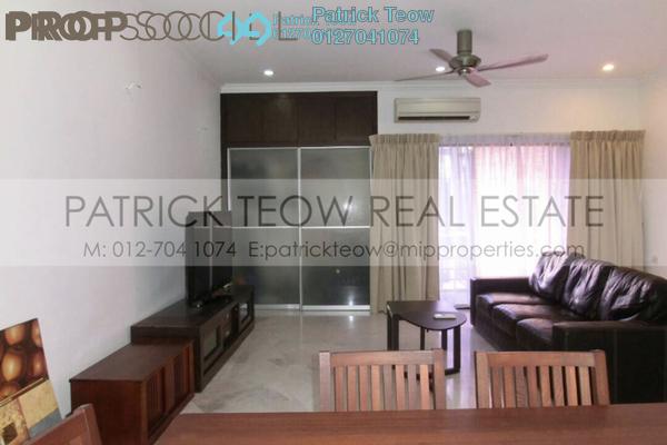 For Sale Condominium at Kiara Park, TTDI Freehold Semi Furnished 3R/2B 800k