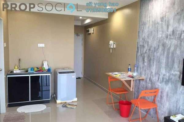 For Sale Apartment at Menara U2, Shah Alam Freehold Fully Furnished 2R/1B 300k