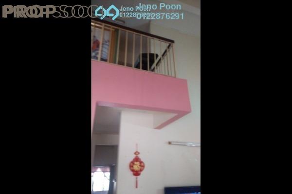 For Sale Terrace at Bandar Baru Sri Petaling, Sri Petaling Freehold Semi Furnished 3R/3B 759k
