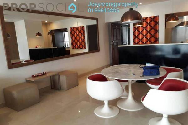 For Rent Condominium at Angkupuri, Mont Kiara Freehold Fully Furnished 3R/2B 2.8k