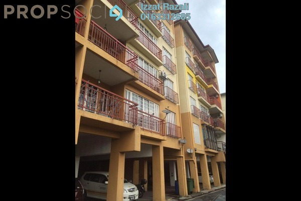 For Sale Apartment at Taman Seri Minang, Cheras South Freehold Semi Furnished 3R/2B 298k