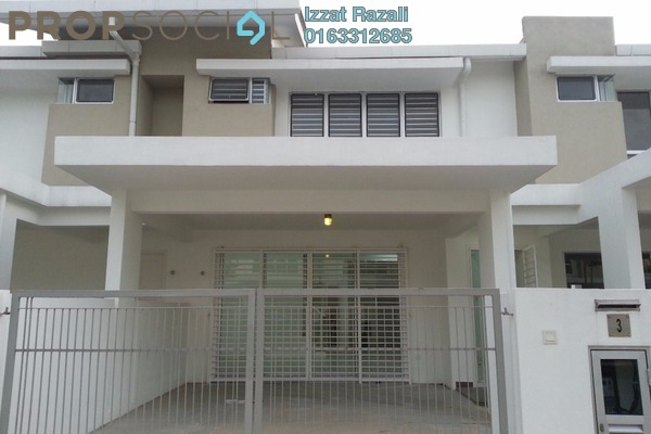 For Sale Terrace at TTDI Grove, Kajang Freehold Unfurnished 4R/3B 620k