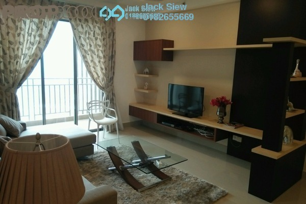For Rent Serviced Residence at Shaftsbury Square, Cyberjaya Freehold Fully Furnished 3R/2B 3k