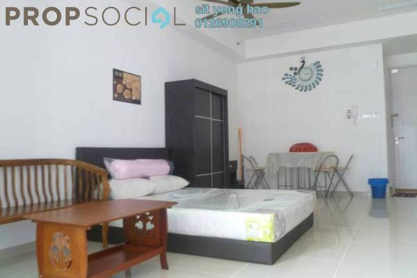 For Rent SoHo/Studio at i-City, Shah Alam Freehold Fully Furnished 0R/0B 1.2k