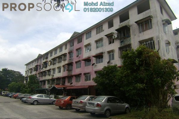 For Sale Apartment at Siantan Apartment, Puchong Leasehold Unfurnished 3R/1B 135k