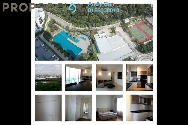 For Rent Condominium at Surian Residences, Mutiara Damansara Freehold Fully Furnished 5R/5B 4k
