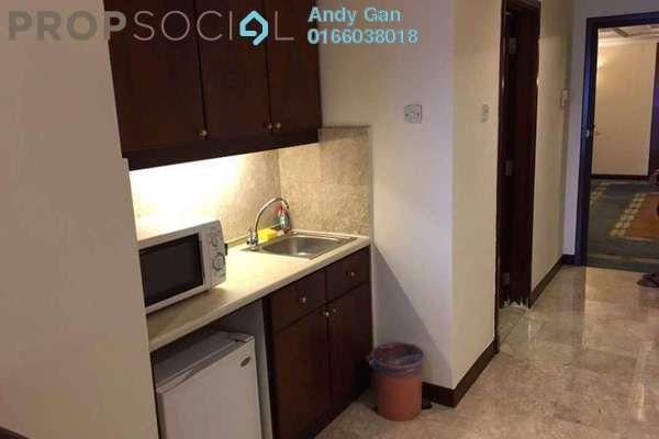 For Sale Condominium at Berjaya Times Square, Bukit Bintang Freehold Fully Furnished 1R/1B 640k