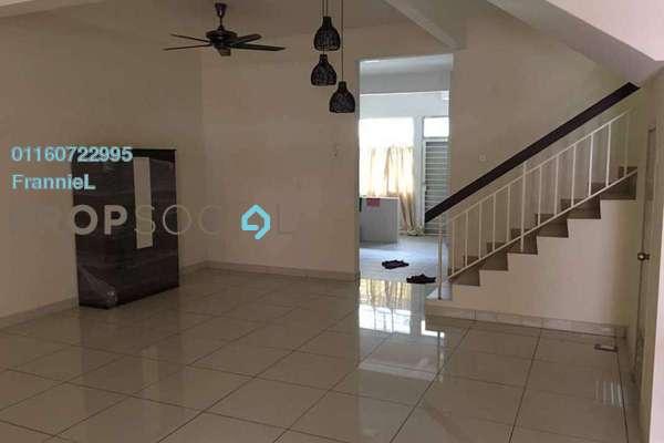 For Rent Terrace at PU2, Bandar Puchong Utama Freehold Unfurnished 4R/3B 2.2k