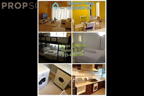 For Rent Condominium at Kelana Mahkota, Kelana Jaya Freehold Fully Furnished 2R/2B 2k