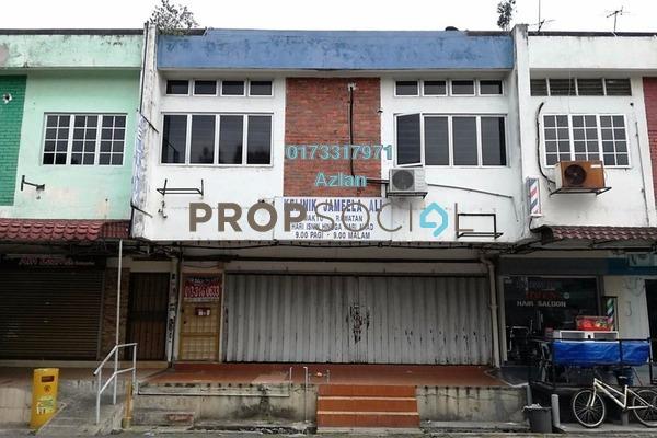 For Rent Shop at Lembah Keramat, Wangsa Maju Freehold Unfurnished 0R/1B 5k