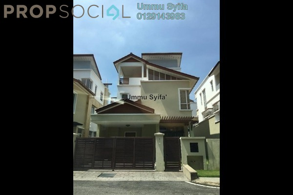 For Sale Bungalow at Section 4, Shah Alam Leasehold Unfurnished 6R/6B 2.19m