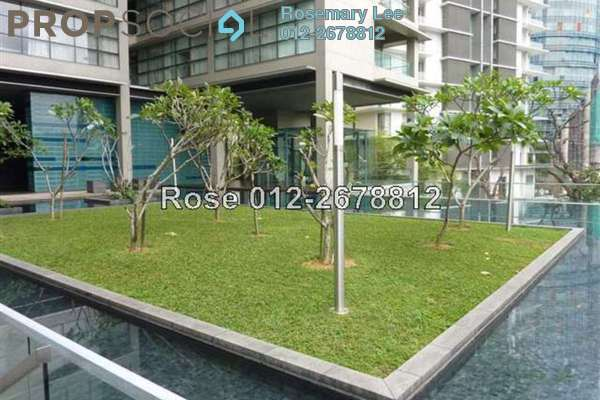 For Sale Condominium at Park Seven, KLCC Freehold Semi Furnished 3R/5B 4.55m