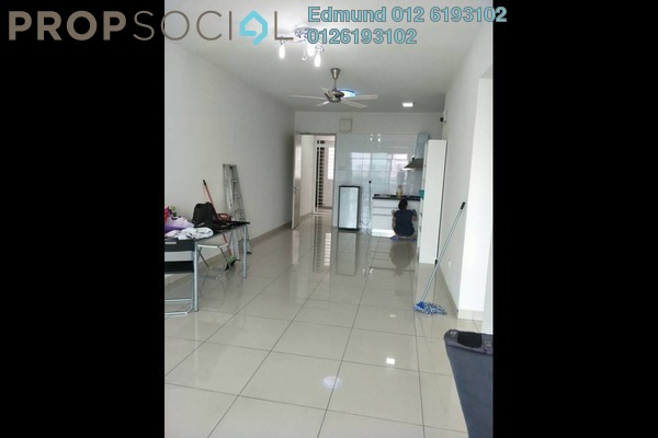 For Rent Condominium at The Regina, UEP Subang Jaya Freehold Semi Furnished 3R/2B 1.9k