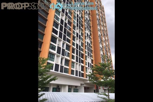 For Sale Condominium at Subang SoHo, Subang Jaya Freehold Fully Furnished 1R/1B 520k