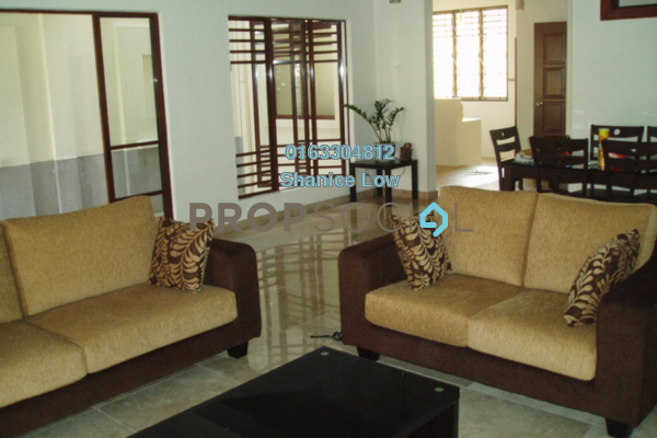 For Rent Terrace at Section 10, Putra Heights Freehold Semi Furnished 4R/3B 1.8k