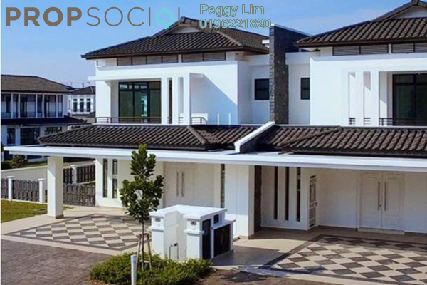 For Sale Semi-Detached at Eco Majestic, Semenyih Freehold Unfurnished 5R/6B 1.6m