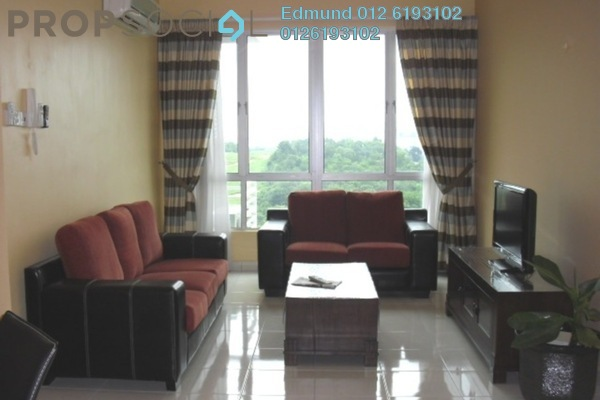 For Sale Condominium at Casa Tiara, Subang Jaya Freehold Fully Furnished 2R/2B 580k
