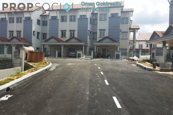 For Sale Terrace at Ukay Perdana, Ukay Freehold Unfurnished 5R/4B 690k