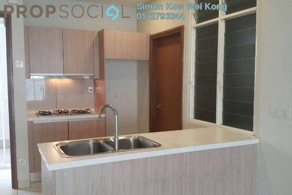 For Rent Condominium at Royal Regent, Dutamas Freehold Semi Furnished 2R/2B 1.7k