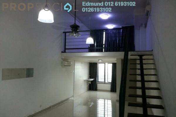 For Sale Condominium at Subang SoHo, Subang Jaya Freehold Semi Furnished 0R/0B 460k