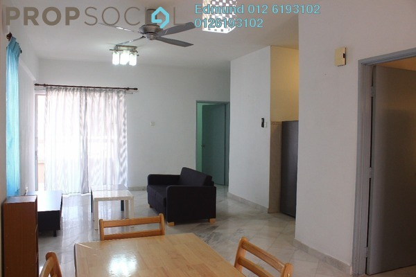 For Rent Condominium at Pelangi Damansara, Bandar Utama Freehold Fully Furnished 3R/2B 1.75k