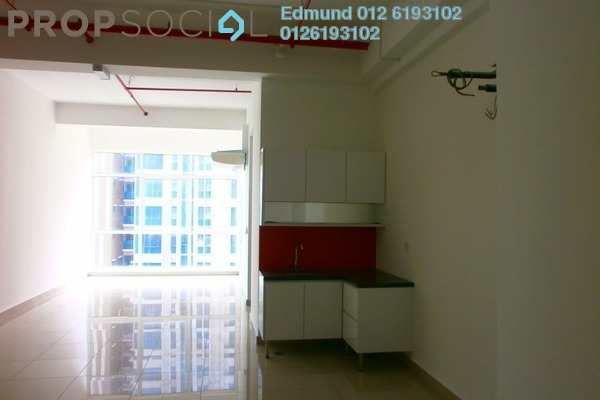 For Rent SoHo/Studio at Centum, Ara Damansara Freehold Semi Furnished 0R/0B 1.3k