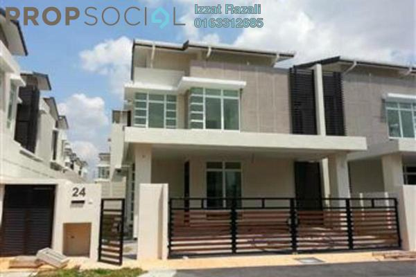 For Sale Semi-Detached at Lake Valley, Bandar Tun Hussein Onn Freehold Semi Furnished 6R/6B 1.65m