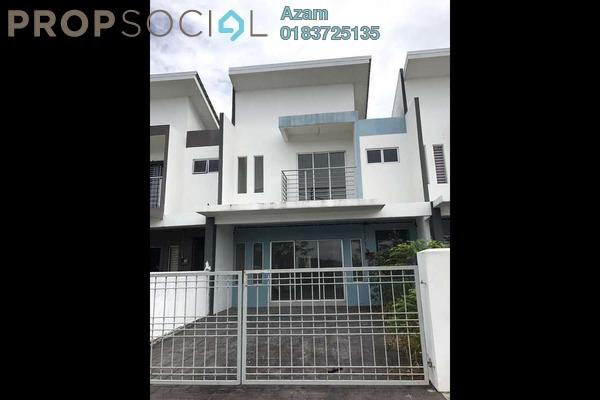 For Sale Terrace at Saujana Rawang, Rawang Freehold Unfurnished 4R/3B 549k