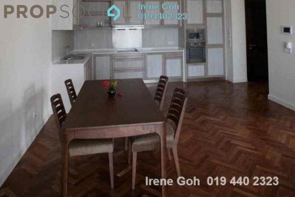 For Rent Condominium at Quayside, Seri Tanjung Pinang Freehold Fully Furnished 2R/2B 4k