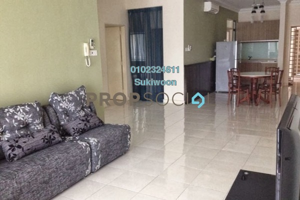 For Sale Apartment at Perdana Puri, Kepong Freehold Semi Furnished 3R/2B 348k