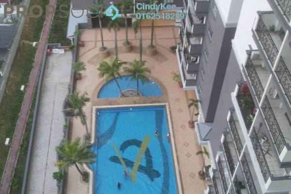 For Sale Condominium at Ken Damansara I, Petaling Jaya Freehold Semi Furnished 3R/2B 680k