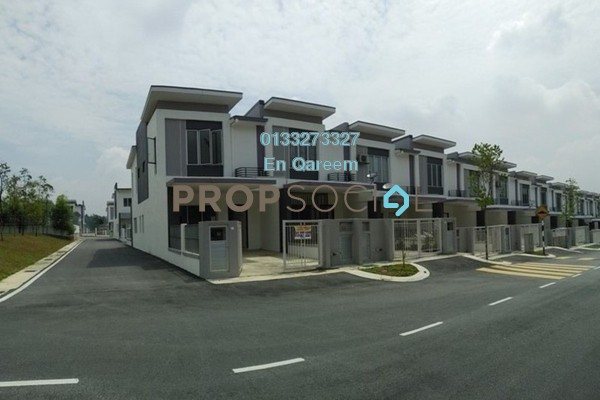 For Sale Terrace at Acacia Park, Rawang Leasehold Unfurnished 4R/3B 480k