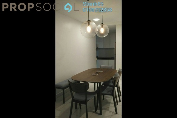 For Sale Condominium at Amara, Batu Caves Freehold Semi Furnished 3R/2B 410k