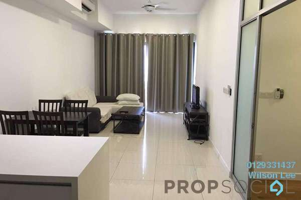 For Sale Condominium at The Elements, Ampang Hilir Freehold Fully Furnished 1R/1B 500k