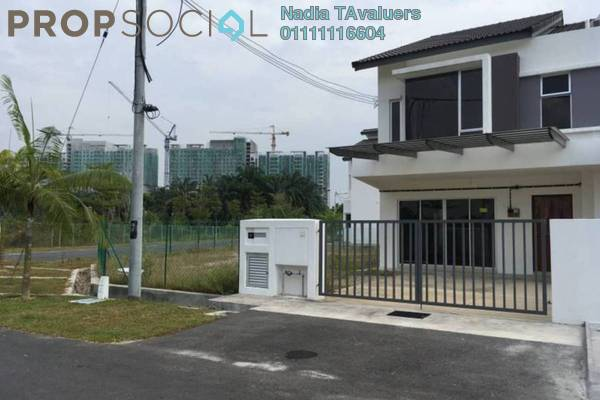 For Rent Terrace at Aquila @ Alam Sutera, Kuala Selangor Freehold Unfurnished 4R/3B 1.5k