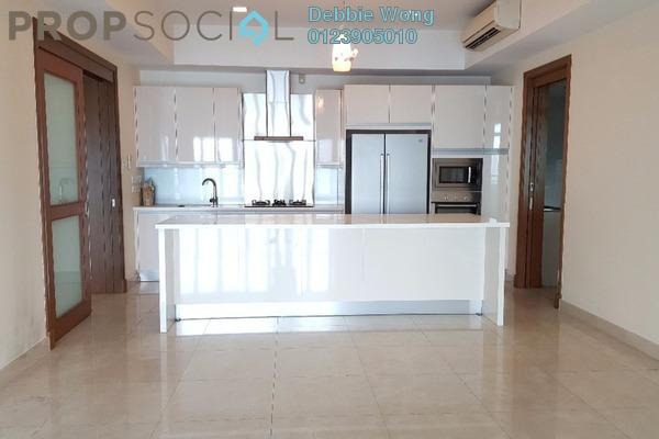 For Sale Condominium at 10 Mont Kiara, Mont Kiara Freehold Semi Furnished 4R/5B 3.25m