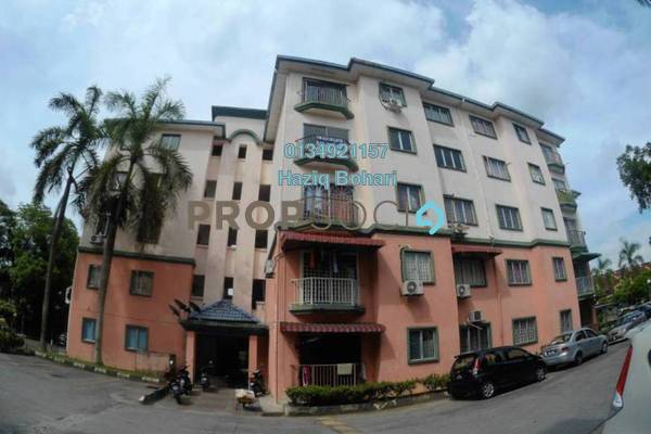 For Sale Apartment at Taman Sri Putra, Sungai Buloh Freehold Unfurnished 3R/3B 170k