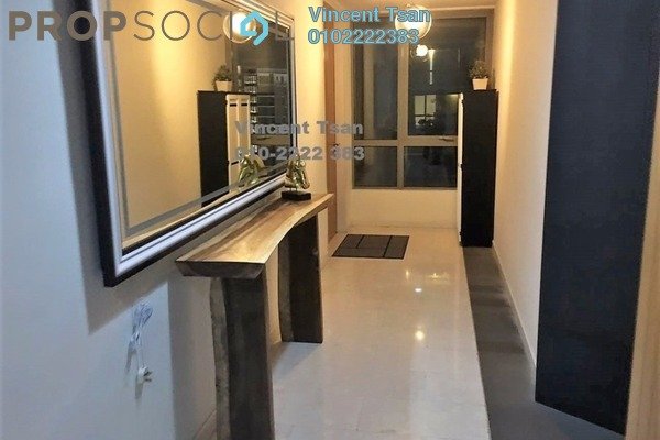 For Sale Condominium at 2 Hampshire, KLCC Freehold Semi Furnished 4R/3B 2.88m