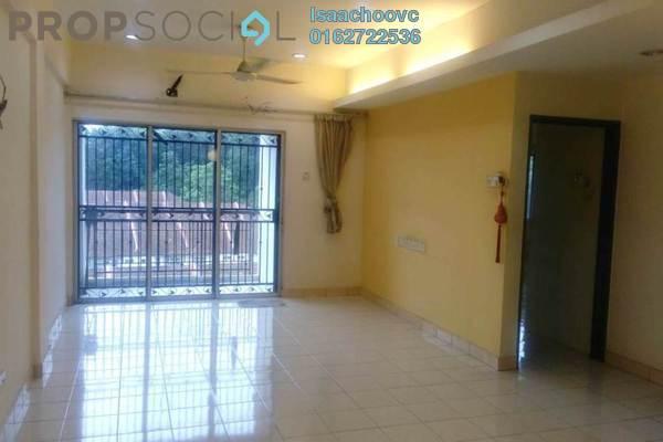 For Sale Apartment at Vistana Mahkota, Bandar Mahkota Cheras Freehold Unfurnished 3R/2B 318k