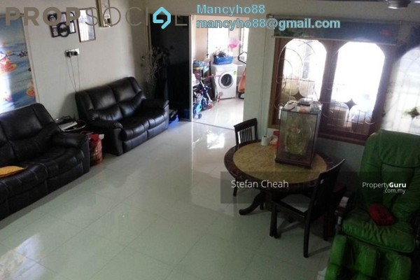 For Sale Terrace at Taman Seri Cheras, Cheras South Freehold Semi Furnished 4R/2B 610k
