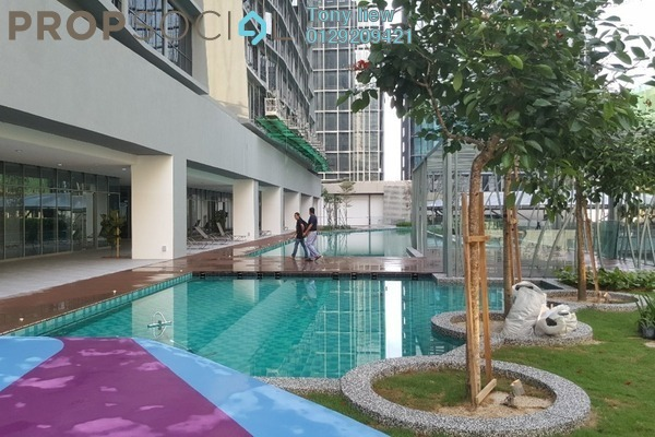 For Rent Serviced Residence at KL Gateway, Bangsar South Freehold Fully Furnished 1R/1B 2.5k