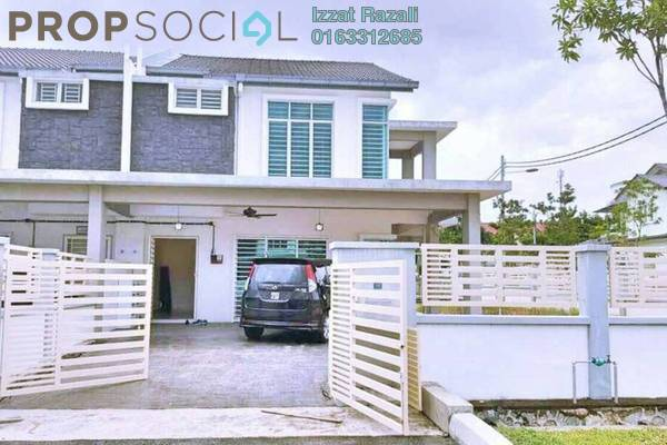 For Sale Terrace at Taman Pelangi Semenyih 2, Semenyih Freehold Unfurnished 4R/3B 680k