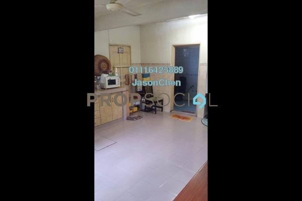 For Sale Terrace at Taman Setapak, Setapak Freehold Semi Furnished 4R/3B 900k