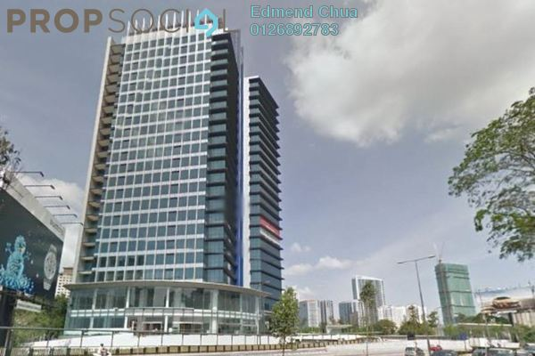 For Rent Office at Menara MBMR, Mid Valley City Freehold Unfurnished 0R/0B 5.68k