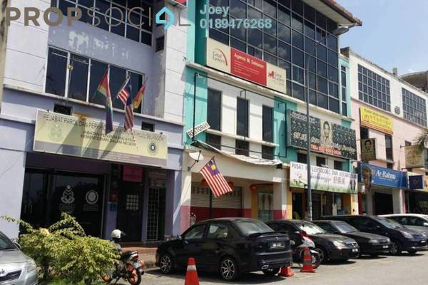 For Rent Shop at Pusat Bandar Rawang, Rawang Freehold Unfurnished 0R/2B 2.7k