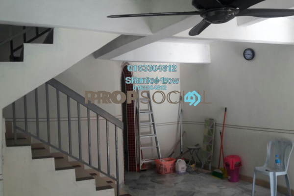 For Rent Terrace at Section 62, Bandar Menjalara Freehold Semi Furnished 3R/2B 1.2k