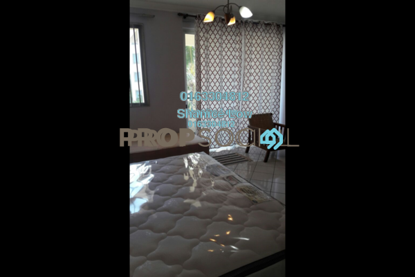 For Rent Condominium at Riana Green, Tropicana Leasehold Fully Furnished 0R/1B 1.2k