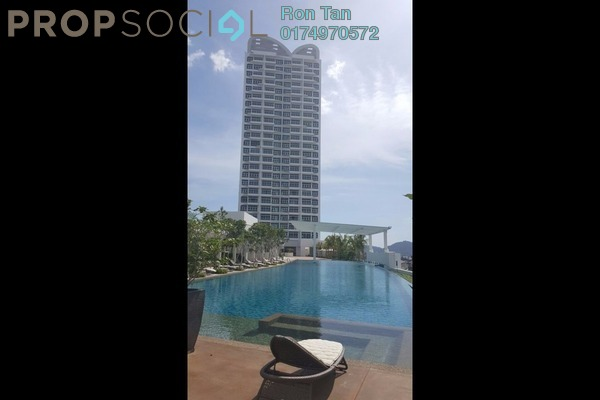For Sale Condominium at Southbay Plaza @ Southbay City, Batu Maung Freehold Semi Furnished 2R/2B 980k